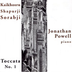 Cd cover image Toccata No. 1