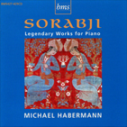 Cd cover image Habermann plays Sorabji
