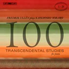 Cd cover image Transcendental Studies, Nos. 1–25