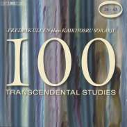 Cd cover image 100 Transcendental Studies, Nos. 26–43