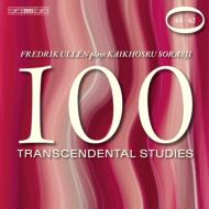 Cd cover image 100 Transcendental Studies, Nos. 44–62