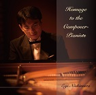 Cd cover image Homage to the Composer-Pianists
