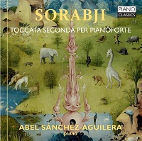 Cd cover image Toccata Seconda per pianoforte