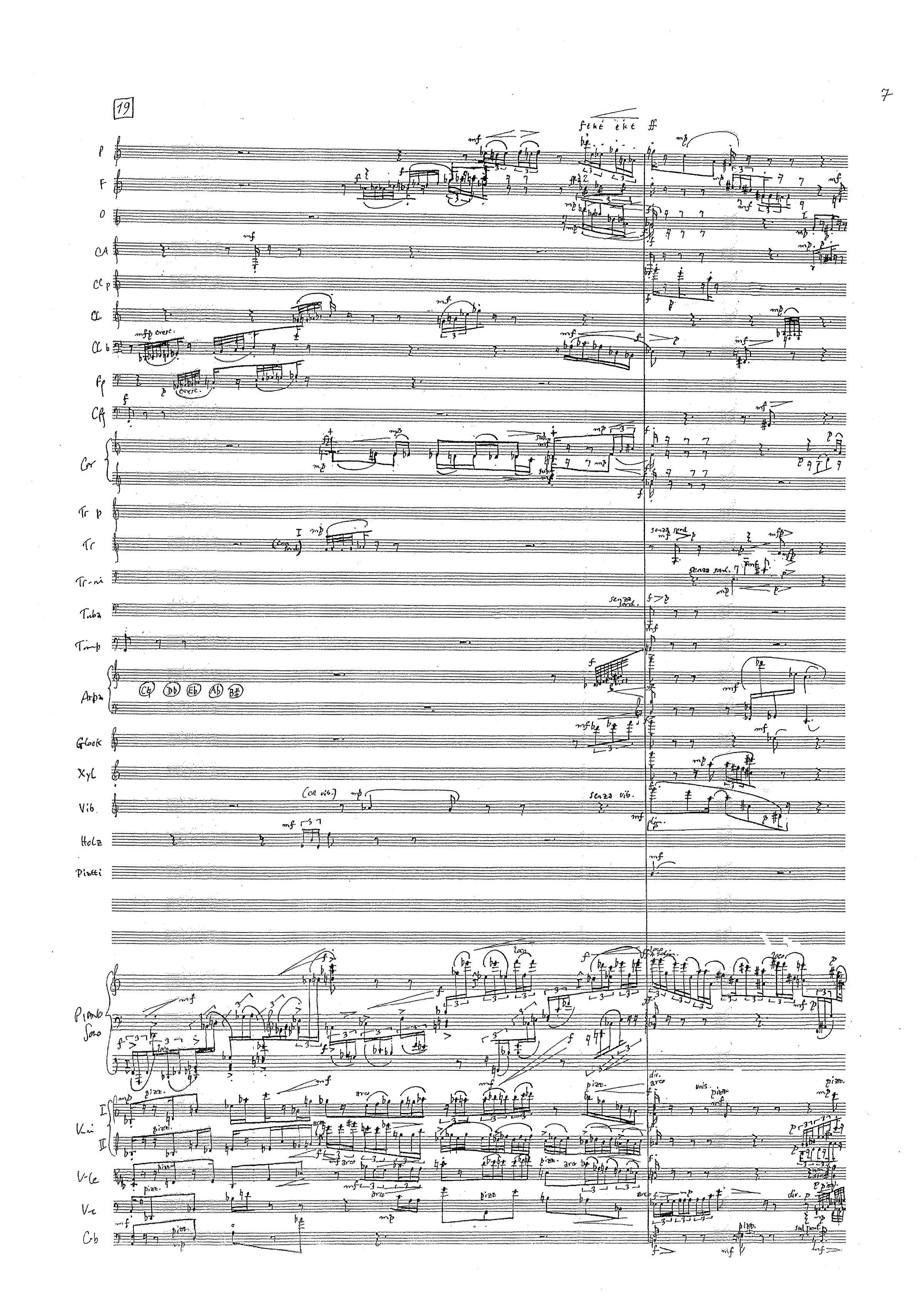 The Sorabji Archive — Alistair Hinton — Compositions