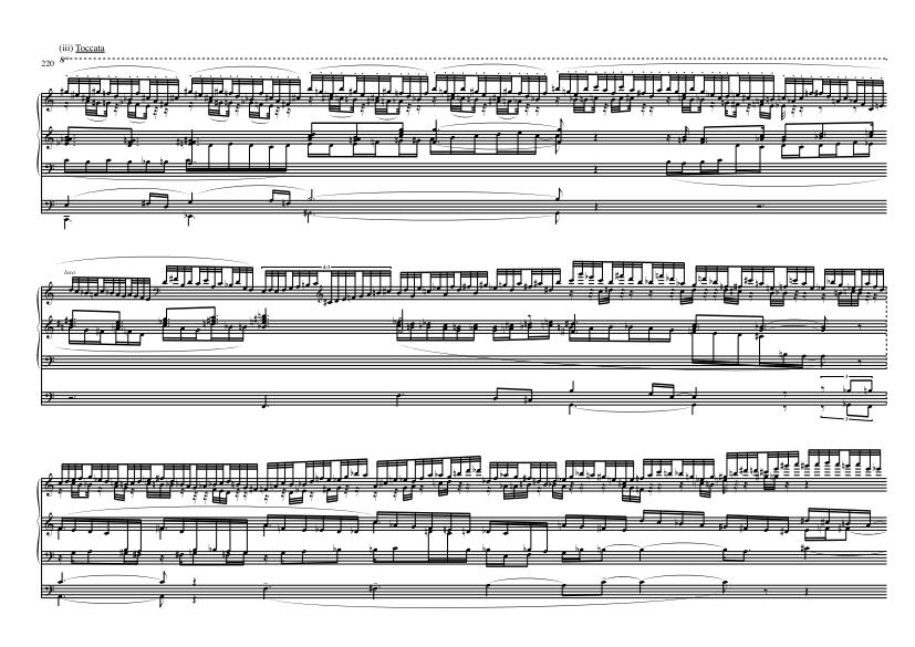 The Sorabji Archive — Compositions — KSS53 Organ Symphony No  2